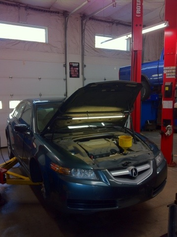 Acura  on Acura Tl Service And Repair  York Pa   Mugsy S Repair   Auto Repair