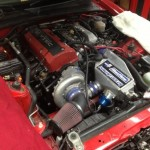 S2000 Supercharger Installation