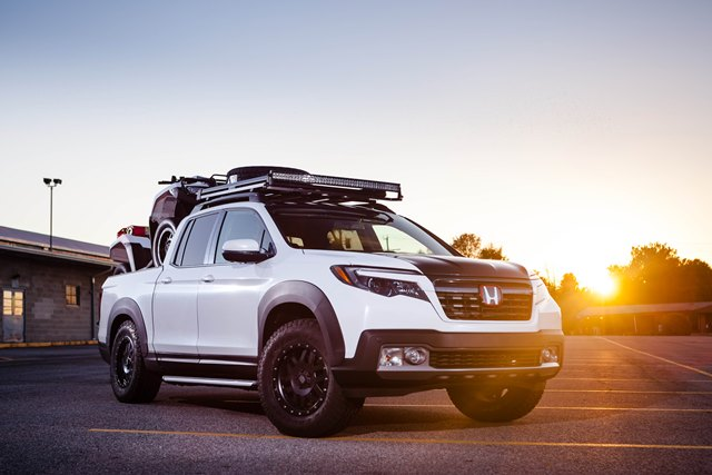 Image Result For Honda Ridgeline With Lift